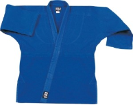 12 oz Heavyweight Karate Jacket - Blue