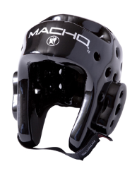 Dyna Head Sparring Headgear - Black