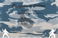 Rank Certificate - Pack of 10