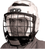 Dyna Cage Face Protector