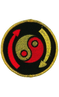 Jeet Kune Do Patch - 5 Pack