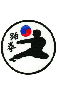 Jump Kick Patch - 5 Pack