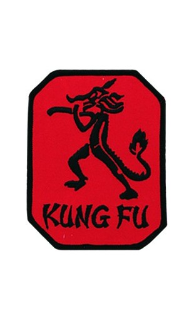 Kung Fu Patch - 5 Pack