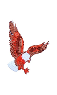 American Eagle Patch - 5 Pack