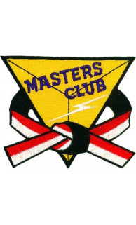 Masters Club Patch - 5 Pack