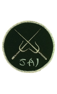 Round Sai Patch - 5 Pack