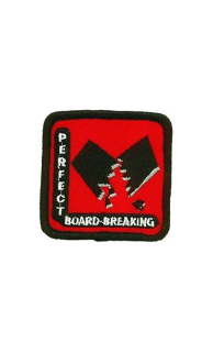 Perfect Board Breaking Patch - 5 Pack