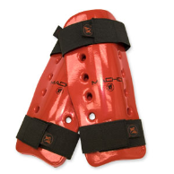 Dyna Shin - Red Shin Guard