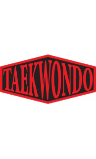 Taekwondo Patch - 5 Pack
