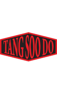 Tang Soo Do Patch - 5 Pack