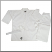 7.5 oz Middleweight Karate Uniform - White