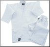 6 oz Lightweight Karate Uniform - White