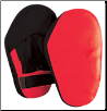 Focus Mitt - Red/Black Vinyl