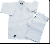 14 oz Super-Heavyweight Karate Uniform - White
