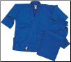 12 oz Heavyweight Karate Uniform - Blue