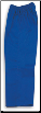 12 oz Heavyweight Karate  Pants - Blue