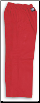 12 oz Heavyweight Karate Pants - Red (SKU: 554-R)