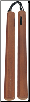Wood Nunchaku with Rope