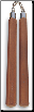 Wood Nunchaku with Chain