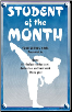 Student of the Month Certificate - Pack of 10 (SKU: CER-77)