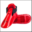 Dyna Kick Foot Protector - Red