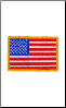 American Flag Patch - 5 Pack (SKU: 2134)