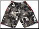 Shop Martial Arts Cargo Shorts