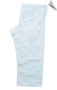 14 oz Super-Heavyweight Karate Pants - White