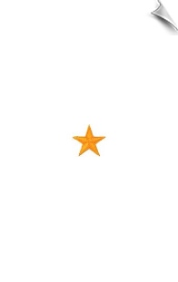 "1/2"" Star Patch - 10 Pack"
