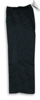 12 oz Heavyweight Karate Pants - Black