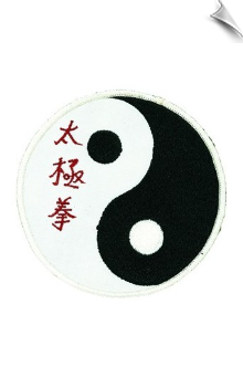Tai Chi Chuan Patch - 5 Pack