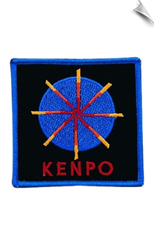 Kenpo Patch - 5 Pack