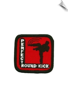 Perfect Round Kick Patch - 5 Pack
