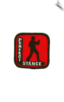 Perfect Stance Patch - 5 Pack