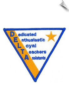DELTA Patch - 5 Pack