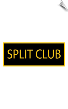 Split Club Patch - 5 Pack