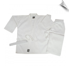 8.5 oz Super-Middleweight Karate Uniform - White