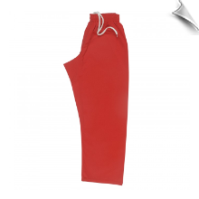 8.5 oz Super-Middleweight Karate Pants - Red
