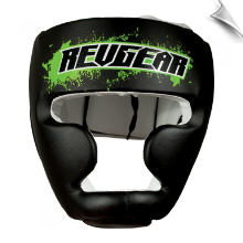 Revgear Synthetic Leather Youth Headgear