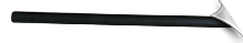 "26"" Foam Rubber Escrima - Black"