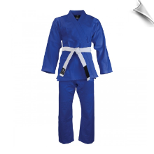 Super-Heavyweight 13 oz Pearl Weave Jiu-Jitsu Uniform - Blue