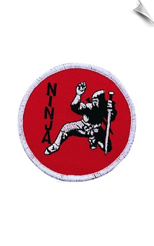 Ninja Patch - 5 Pack