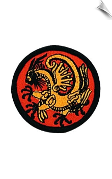 Dragon Patch - 5 Pack