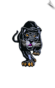 Panther Patch - 5 Pack
