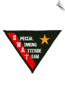 SWAT Patch - 5 Pack