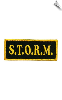 STORM Patch - 5 Pack