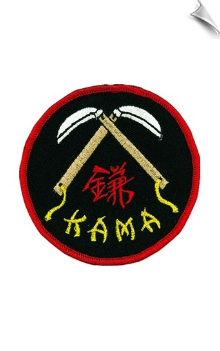 Round Kama Patch - 5 Pack