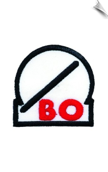 BO Patch - 5 Pack