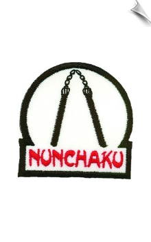NUNCHAKU Patch - 5 Pack