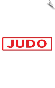 Judo Patch - 5 Pack